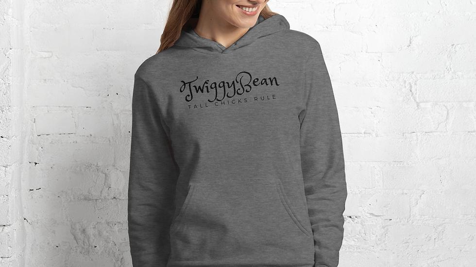 Ladies TwiggyBean Signature hoodie