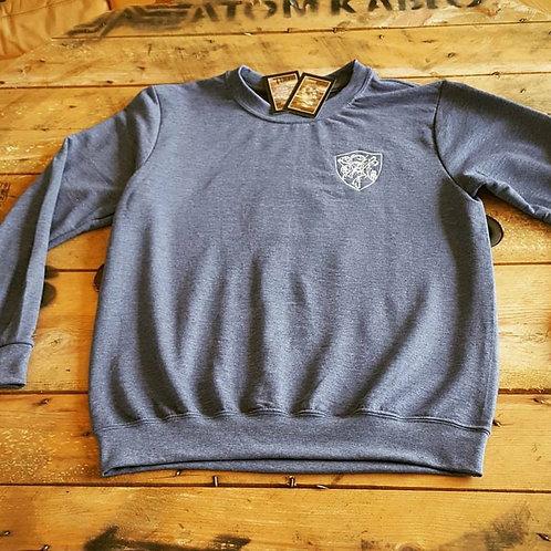 Sweatshirt - Slate Blue