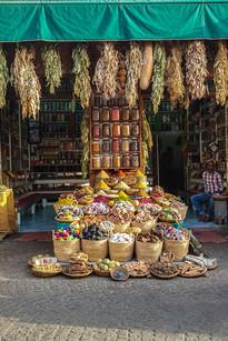 Les épices d'Afrique