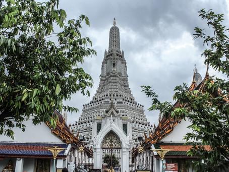 Expédition solitaire à Bangkok !