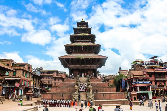 Népal - 2018
