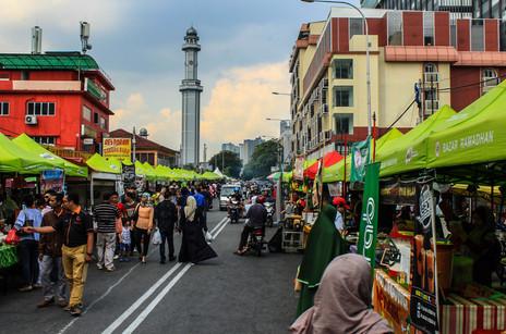 Le marché malaisien