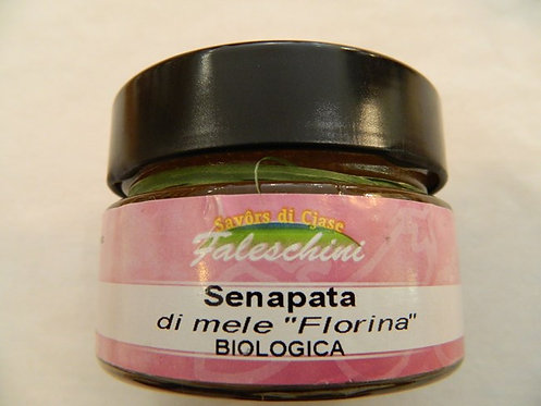 Senapata di mele Florina Bio gr140