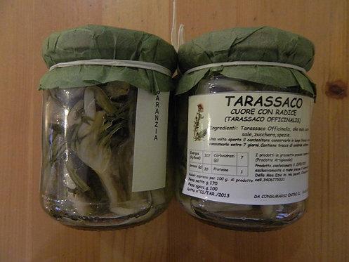 TARASSACO CUORE CON RADICE