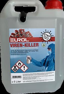 VIREN-KILLER Flächen-Desinfektionsmittel