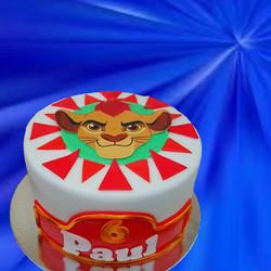 Lion Guard Cake