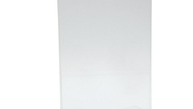 กรอบ T-Stand A4 21 x 10 x 30.5 ซม. JW VTS