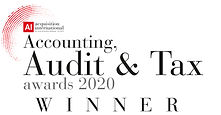 2020 New Accounting, Audit & Tax Awards