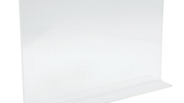 กรอบ T-Stand A5 21.5 x 6.5 x 15.5 ซม. JW HTS