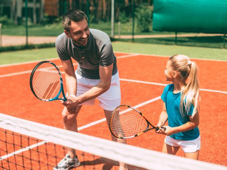 Corsi di tennis primavera 2021