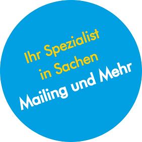 Ihr Spezialist in Sachen Mailing und mehr