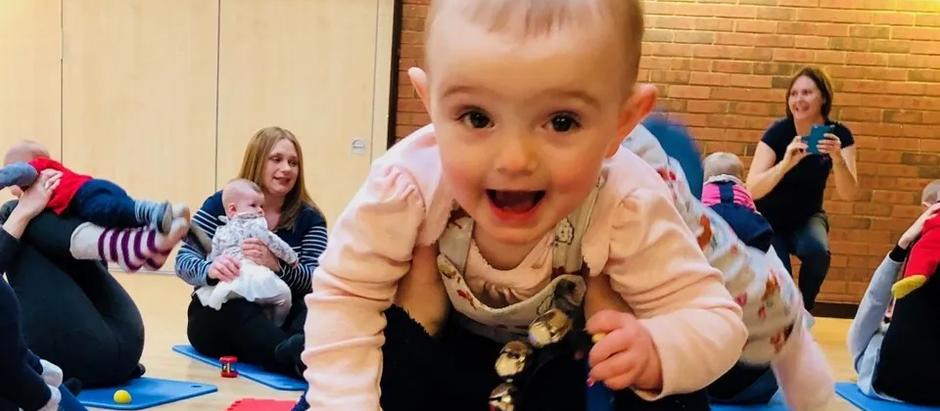 Understanding your baby's vestibular