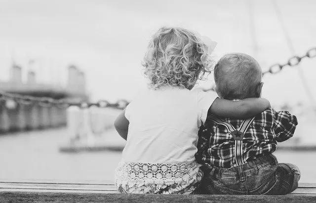 How children make friends