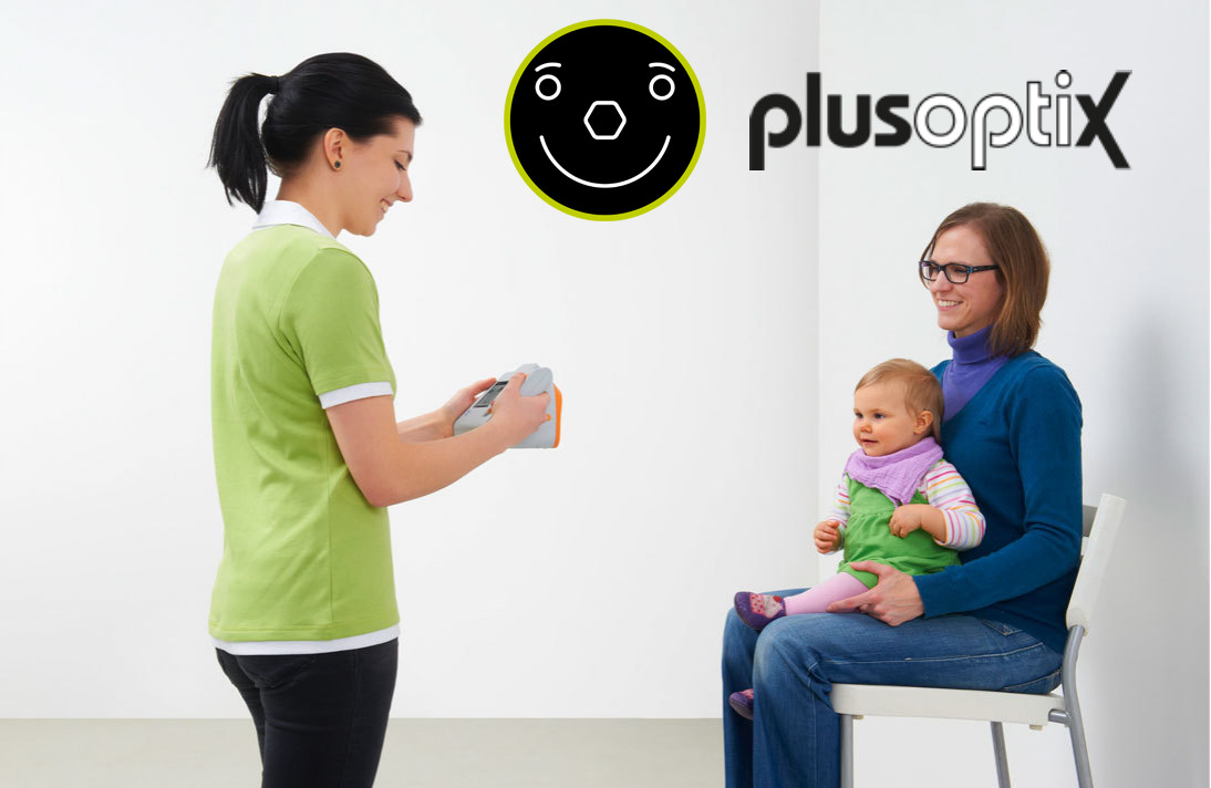 plusoptiX Vision Screening