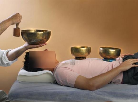 terapia vibratoria cuencos tibetanos