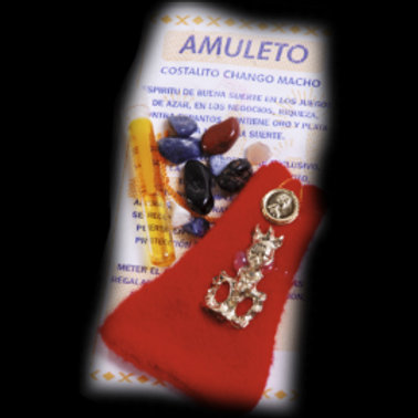 AMULETO CHANGO MACHO