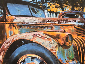 """Rust Bucket Junker"""