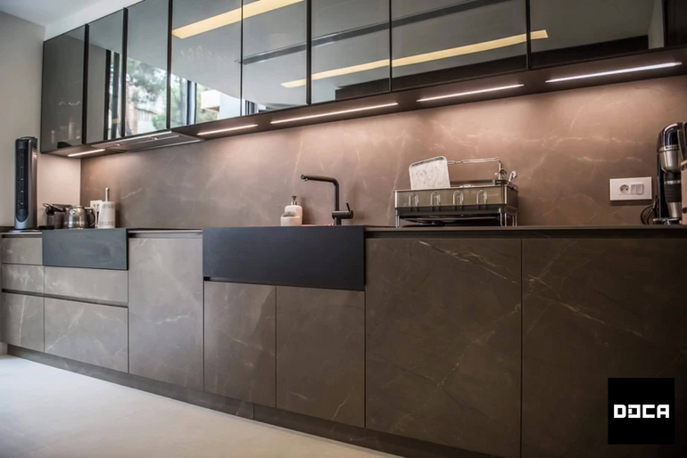 DOCA Custom Kitchen Cabinets