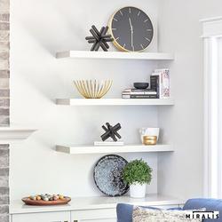 Miralis Open Shelves