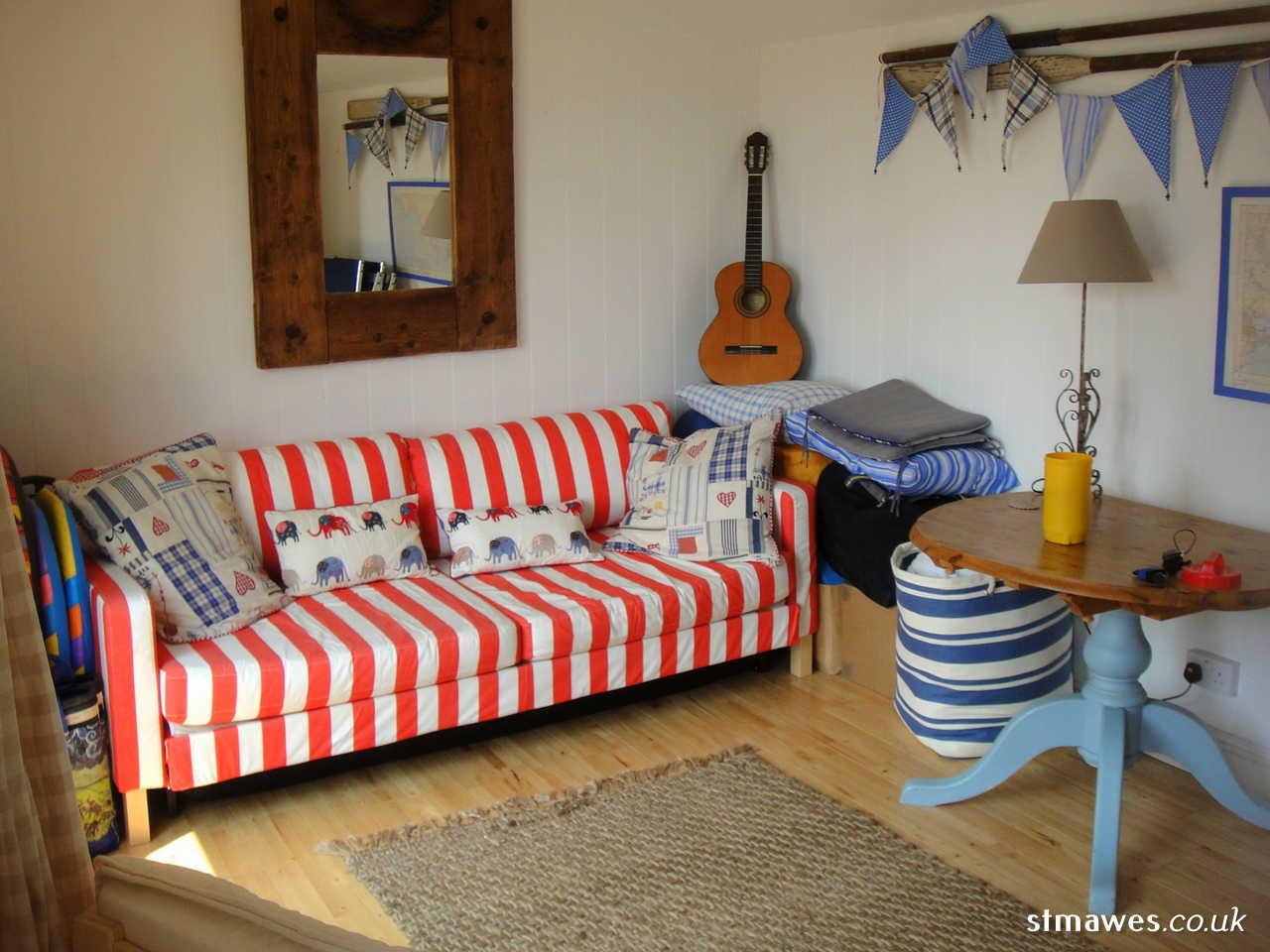 The Garden Room - interior
