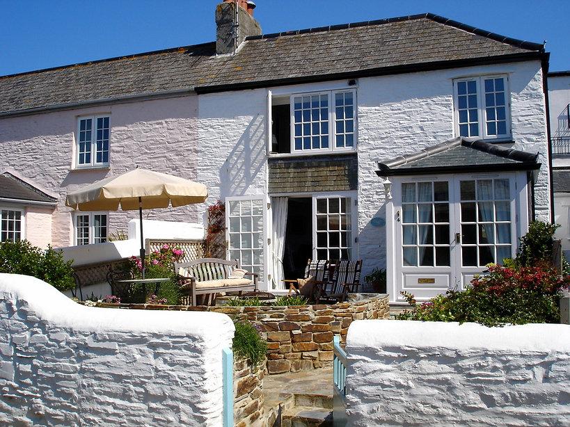 Seascape Cottage (front)