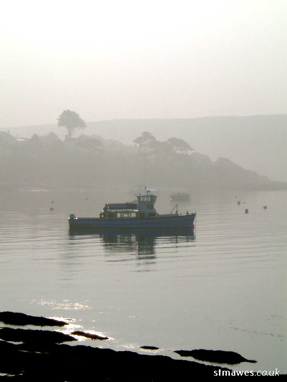 Misty St Mawes