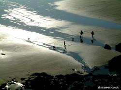 St Mawes beach