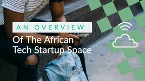 African tech startup space