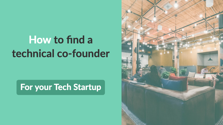 startup technical cofounder
