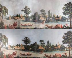 Original Wallpaper Restoration