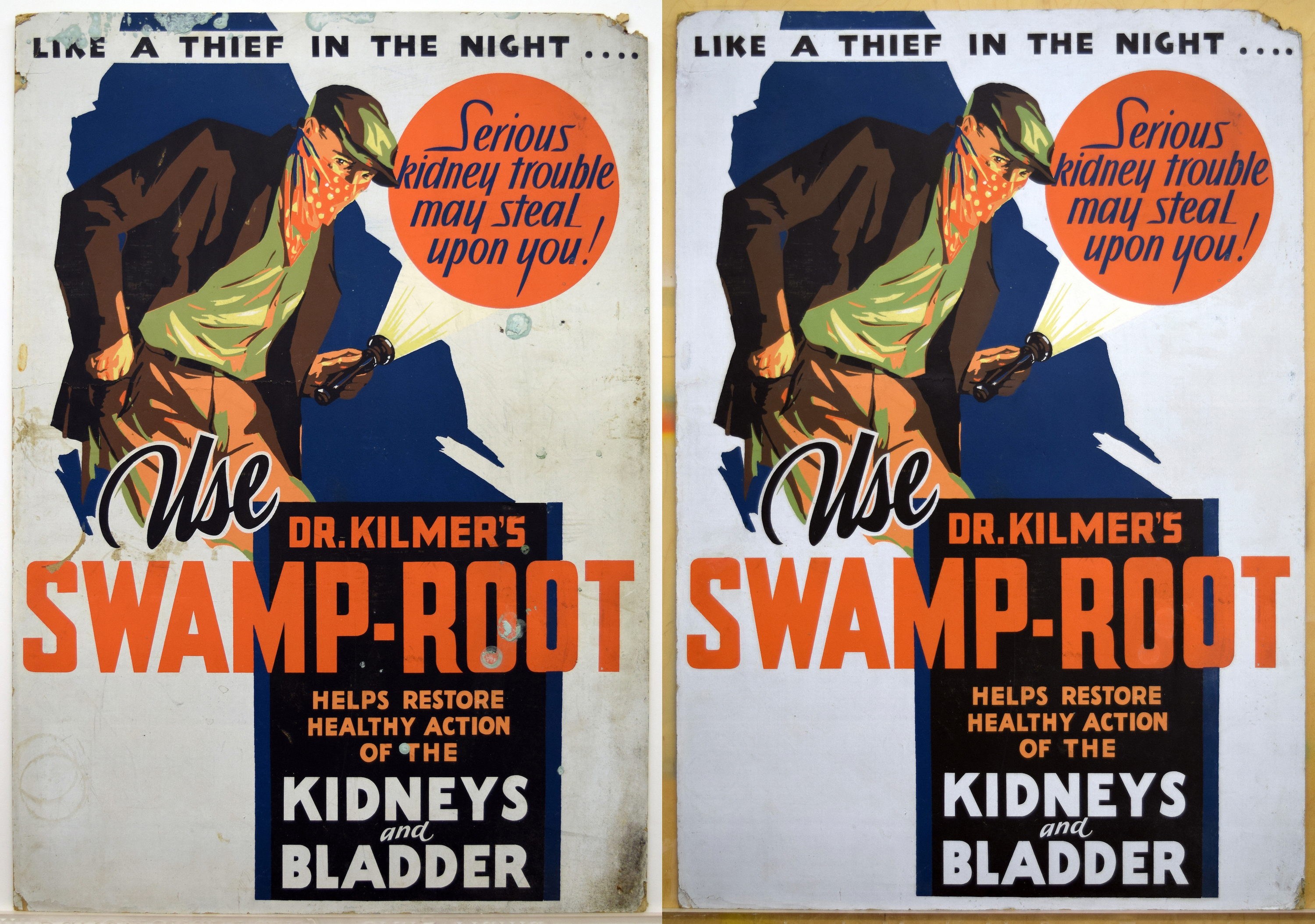 Dr. Kilmer's Swamp-Root