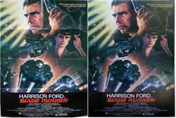 Movie Poster Restoration