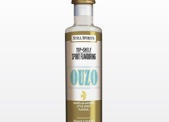 Top Shelf | Ouzo