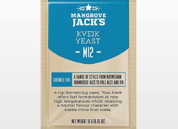 Mangrove Jack's   M12 Kveik Yeast - 10g