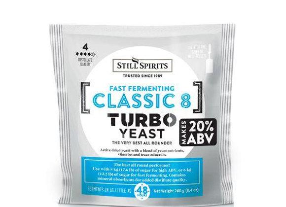 Still Spirits   Classic 8 Turbo Yeast