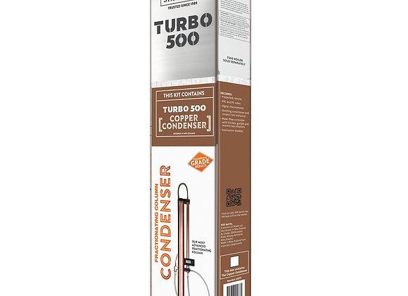 Turbo 500 Copper Re-flux Column ONLY