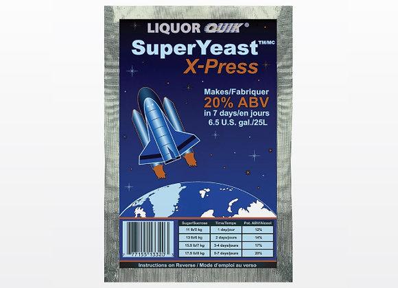 Liquor Quik   Super Yeast X-Press