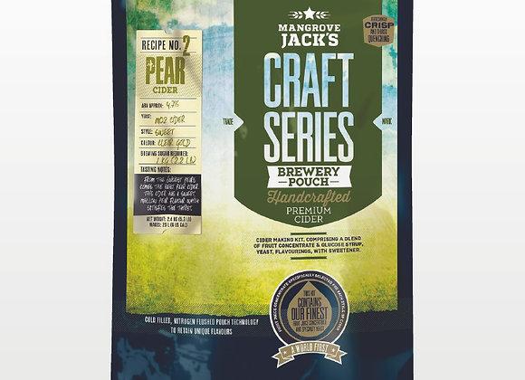 Mangrove Jack's | Pear Cider