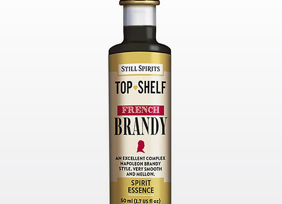 Top Shelf | French Brandy