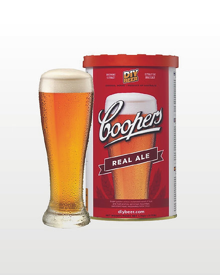 Cooper's | Real Ale