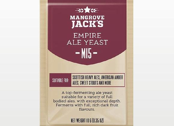 Mangrove Jack's | M15 Empire Ale Yeast - 10g