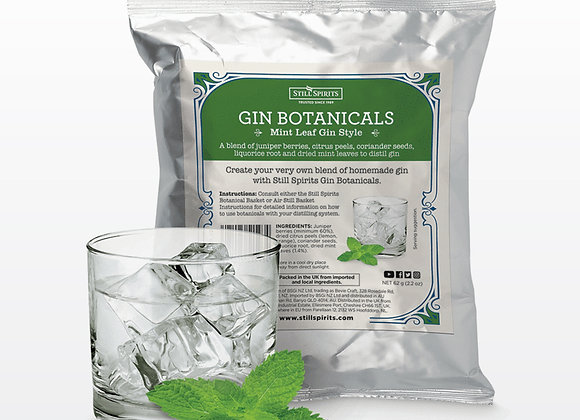 Still Spirits | Mint Leaf Gin Botanicals