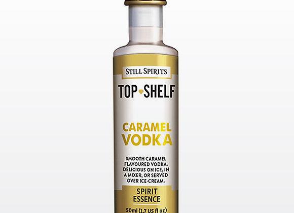 Top Shelf | Caramel Vodka