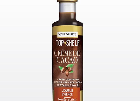 Top Shelf | Créme dé Cacao
