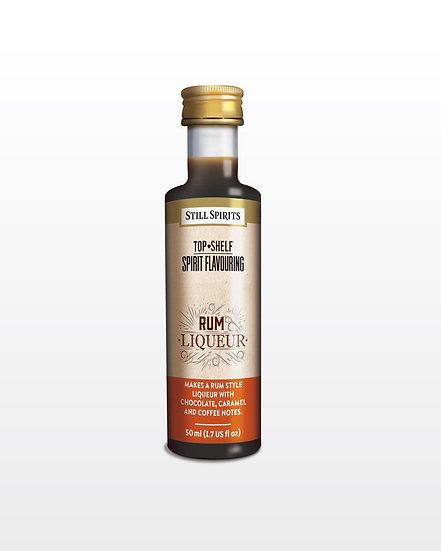 Top Shelf | Rum Liqueur
