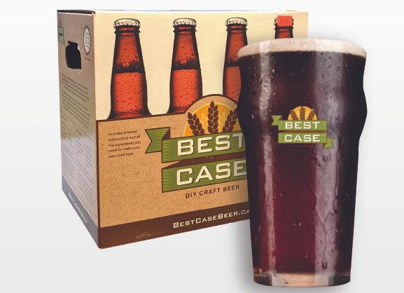 Best Case | Bee-Man's Honey Brown Ale
