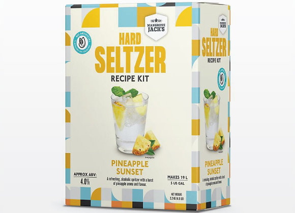 Mangrove Jack's | Hard Seltzer - Pineapple Sunset