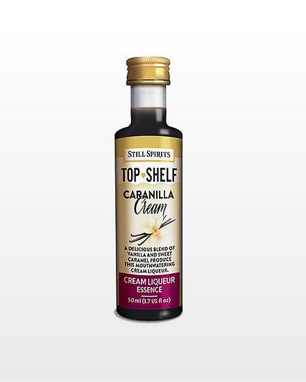Top Shelf | Caranilla Cream