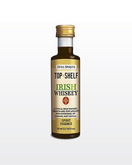 Top Shelf | Irish Whiskey