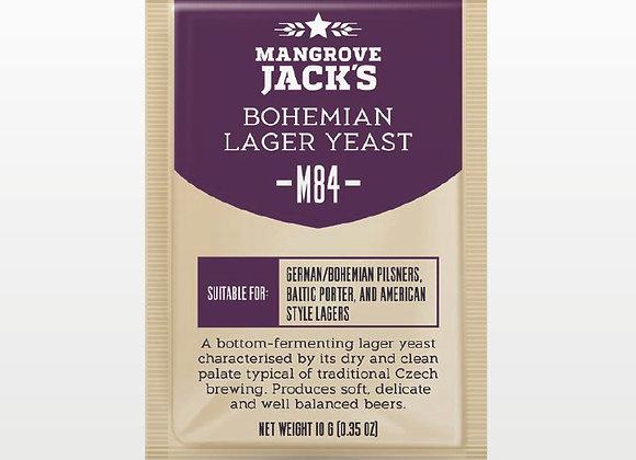 Mangrove Jack's | M84 Bohemian Lager Yeast - 10g